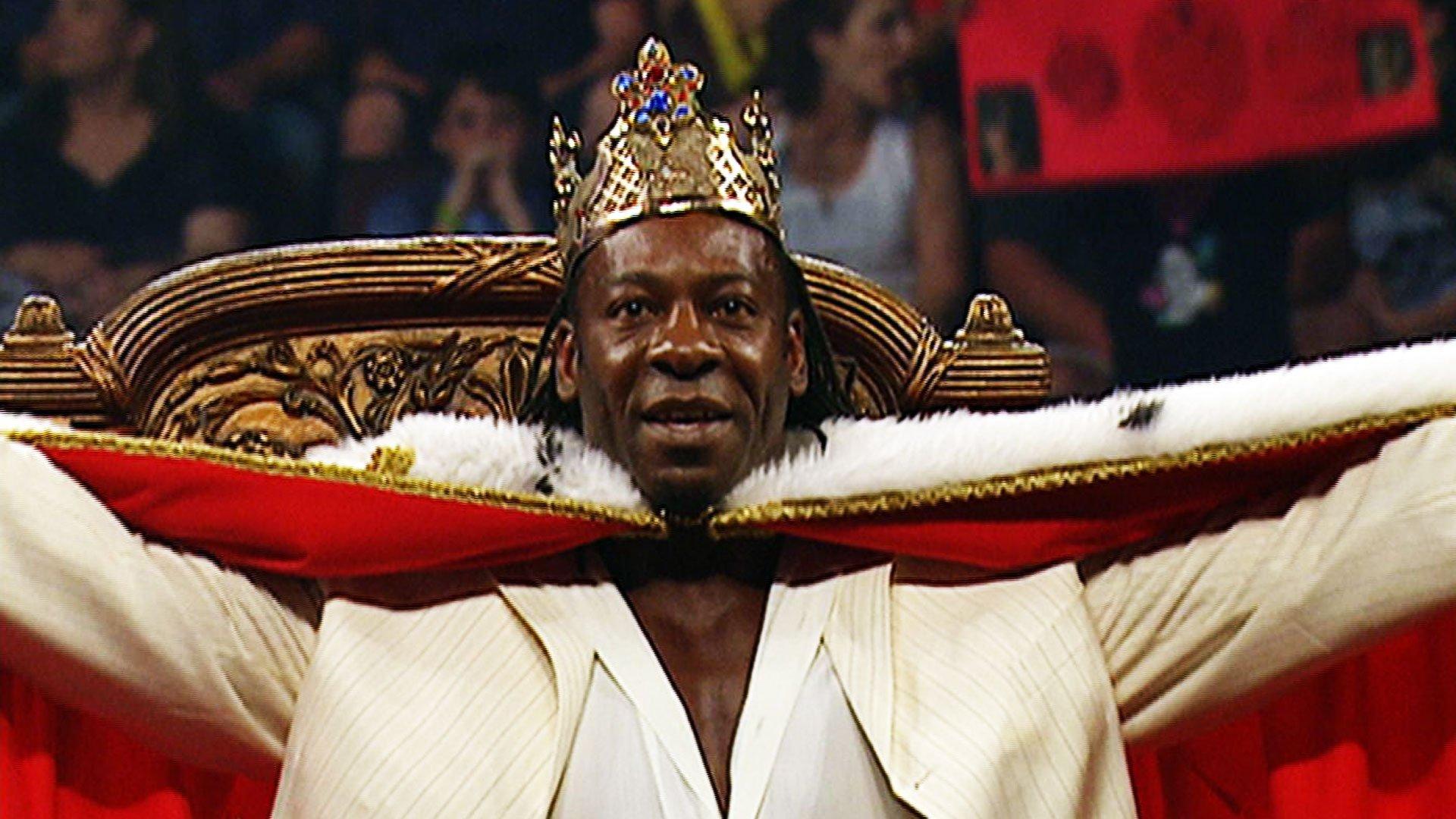 Booker T Injured Inside Pro Wrestling