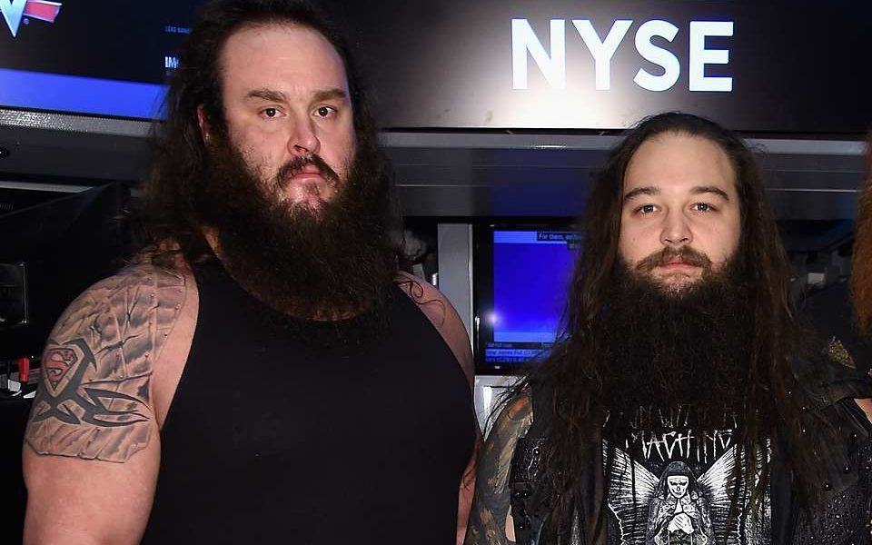 Wrestling World Reacts To Bray Wyatt's WWE Release